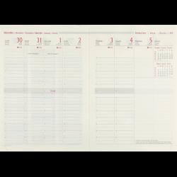 Recharge agenda 30 classique FSC
