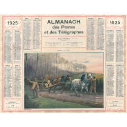 Reproduction d'époque 1925