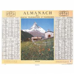 Even'manach 1954