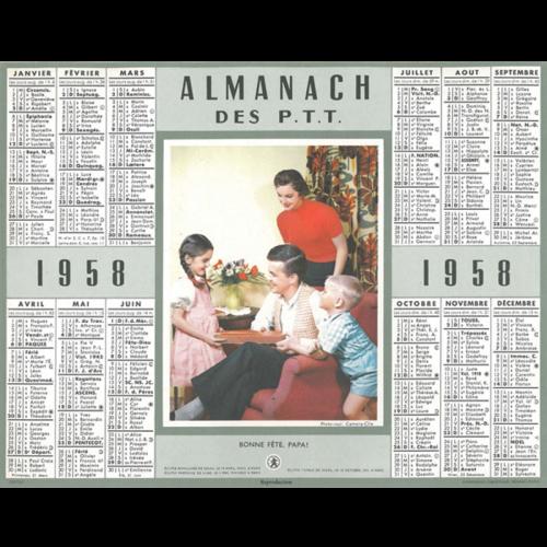 Even'manach 1958