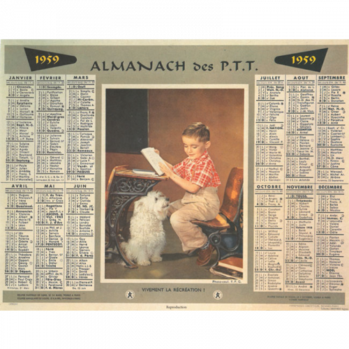 Even'manach 1959