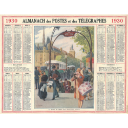Reproduction d'époque 1930