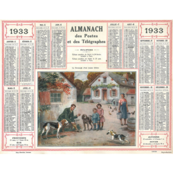 Reproduction d'époque 1933
