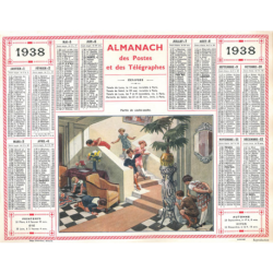 Reproduction d'époque 1938