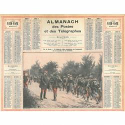 Reproduction d'époque 1916