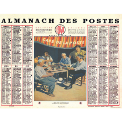 Reproduction d'époque 1948