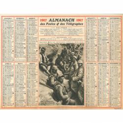 Reproduction d'époque 1917