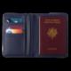 Protège passeport Nomad Chic