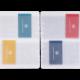Recharge organiseur 21 porte-cartes